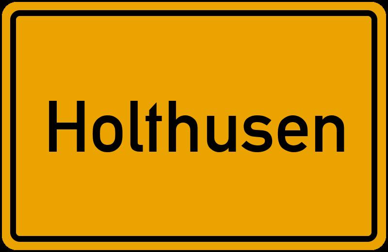 onlinestreet Branchenbuch für Holthusen