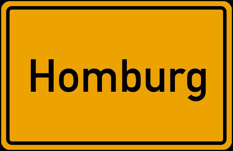 onlinestreet Branchenbuch für Homburg