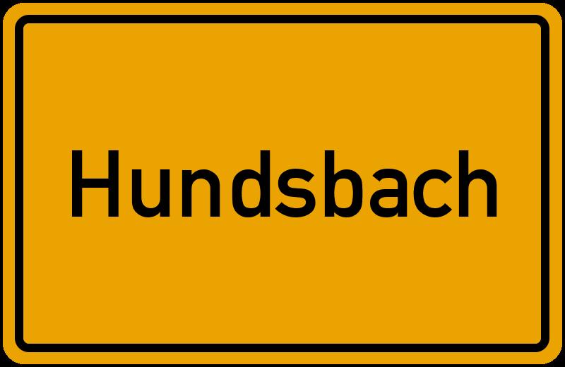onlinestreet Branchenbuch für Hundsbach