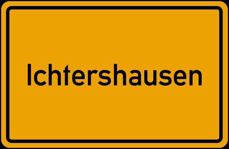 onlinestreet Branchenbuch für Ichtershausen