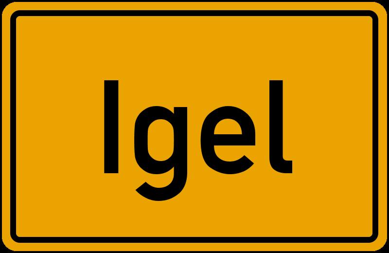 onlinestreet Branchenbuch für Igel