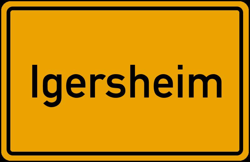 onlinestreet Branchenbuch für Igersheim