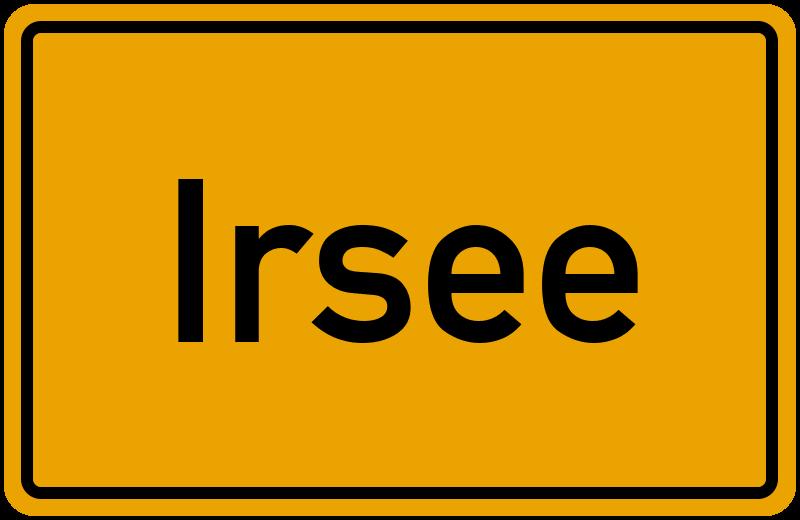 onlinestreet Branchenbuch für Irsee