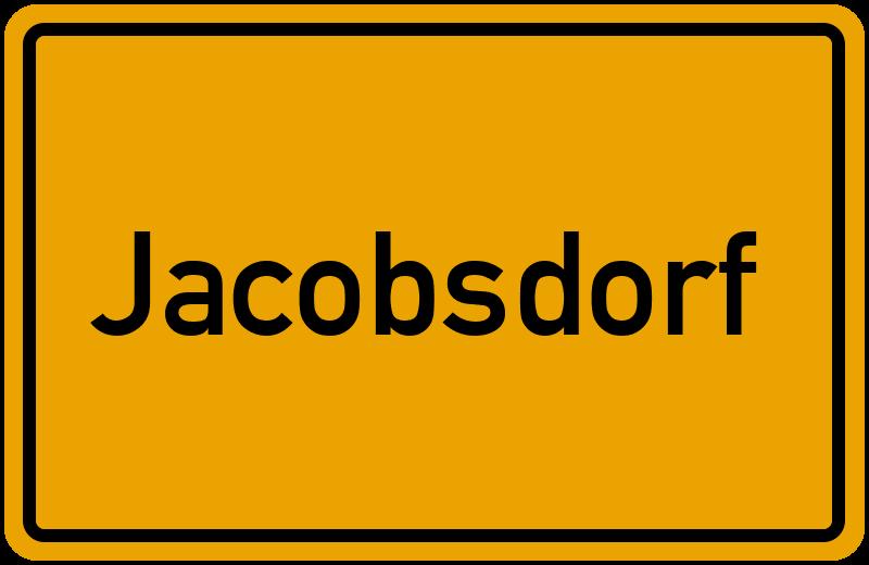 onlinestreet Branchenbuch für Jacobsdorf