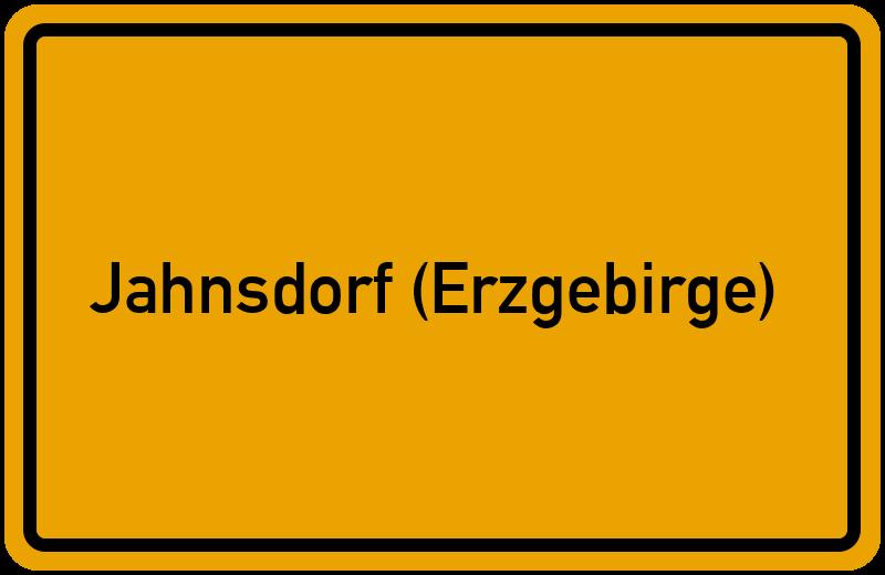 onlinestreet Branchenbuch für Jahnsdorf (Erzgebirge)