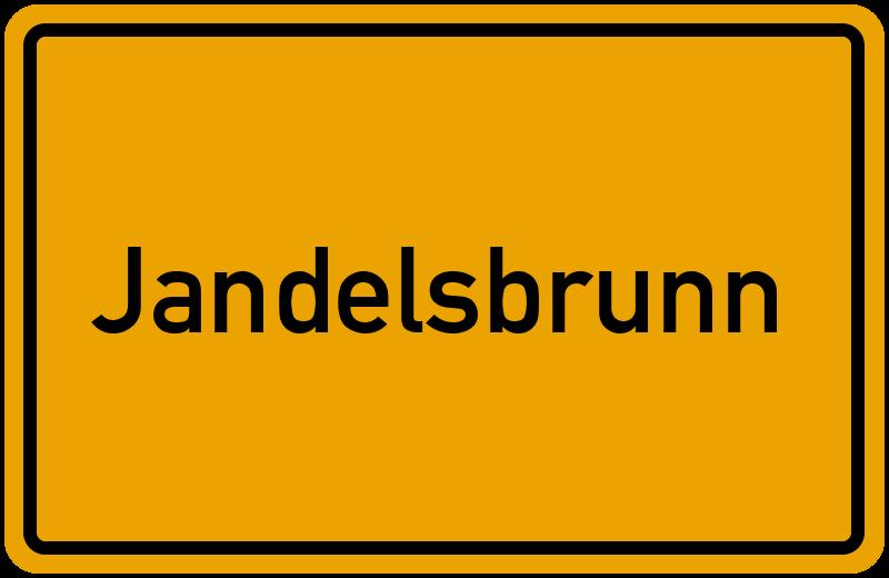 onlinestreet Branchenbuch für Jandelsbrunn