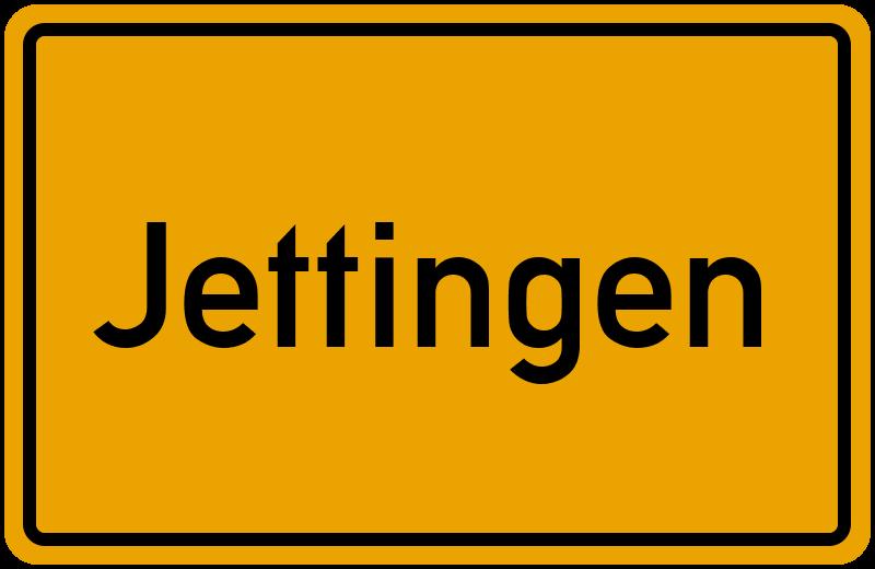 onlinestreet Branchenbuch für Jettingen