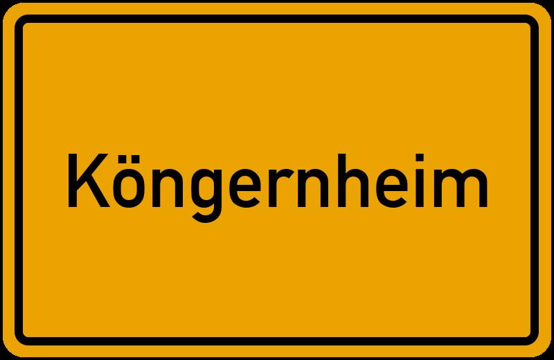 onlinestreet Branchenbuch für Köngernheim