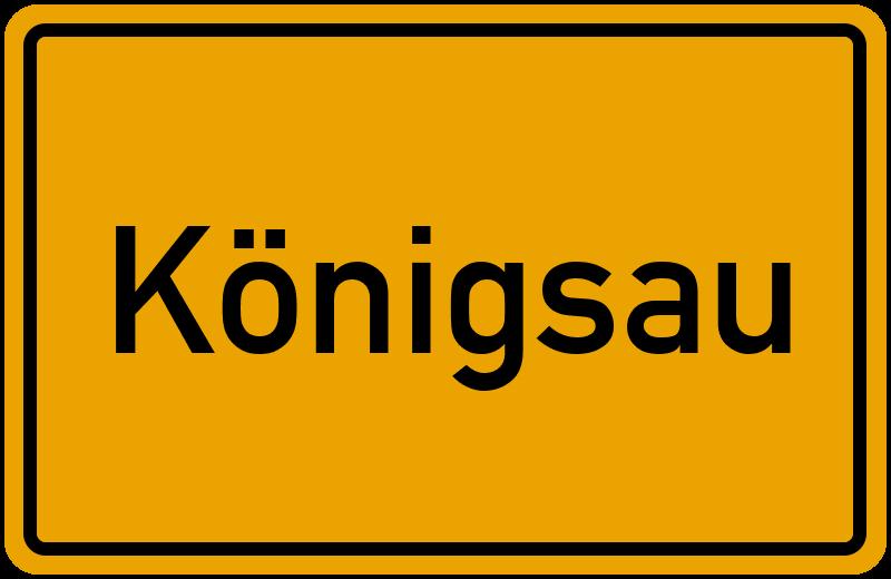 onlinestreet Branchenbuch für Königsau