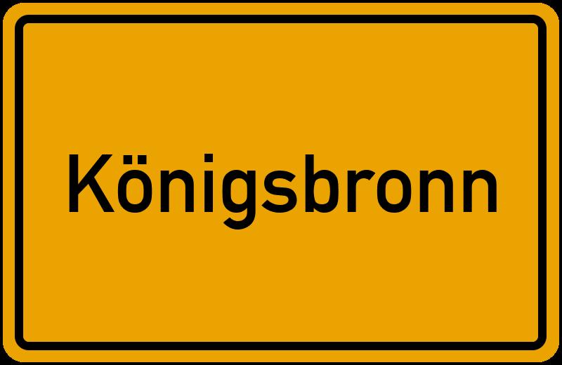 onlinestreet Branchenbuch für Königsbronn
