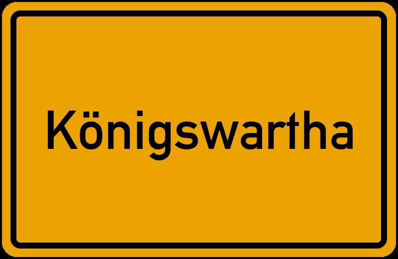 onlinestreet Branchenbuch für Königswartha
