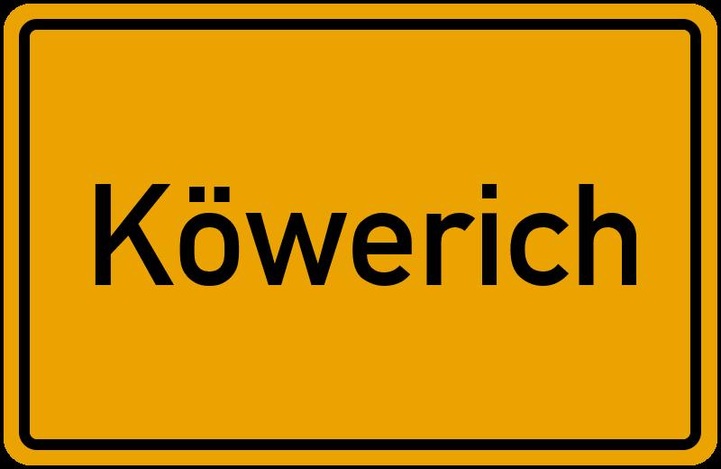 onlinestreet Branchenbuch für Köwerich