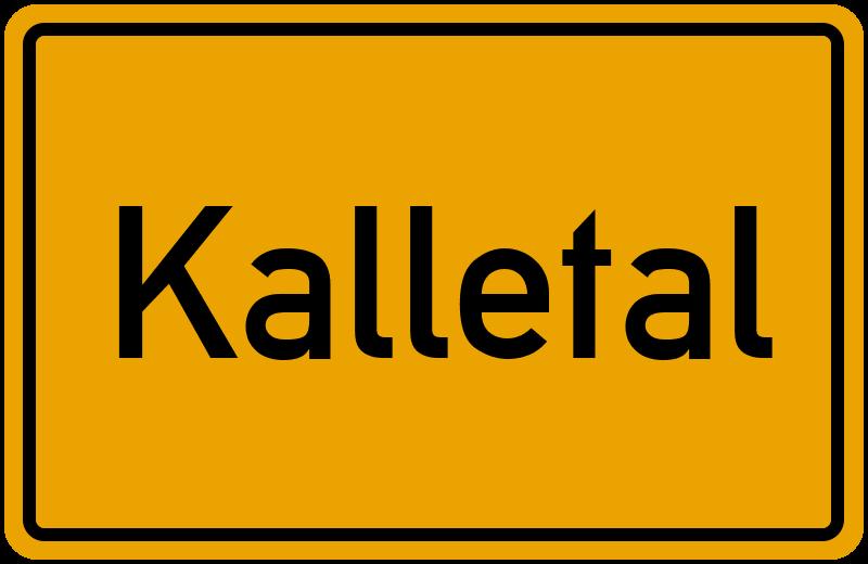 onlinestreet Branchenbuch für Kalletal