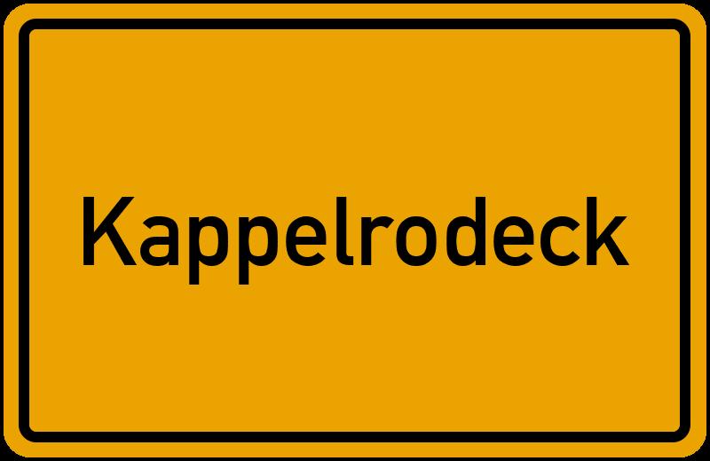onlinestreet Branchenbuch für Kappelrodeck