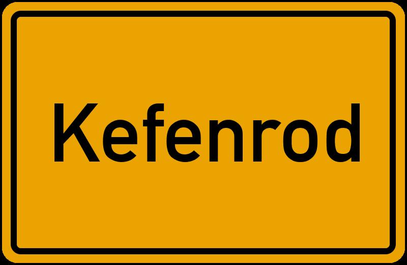 onlinestreet Branchenbuch für Kefenrod