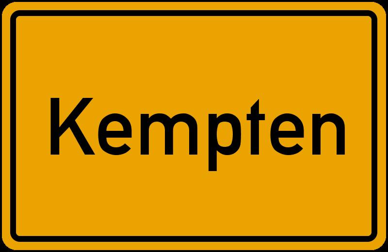 onlinestreet Branchenbuch für Kempten