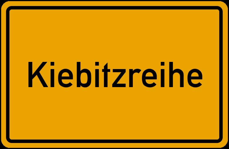 onlinestreet Branchenbuch für Kiebitzreihe