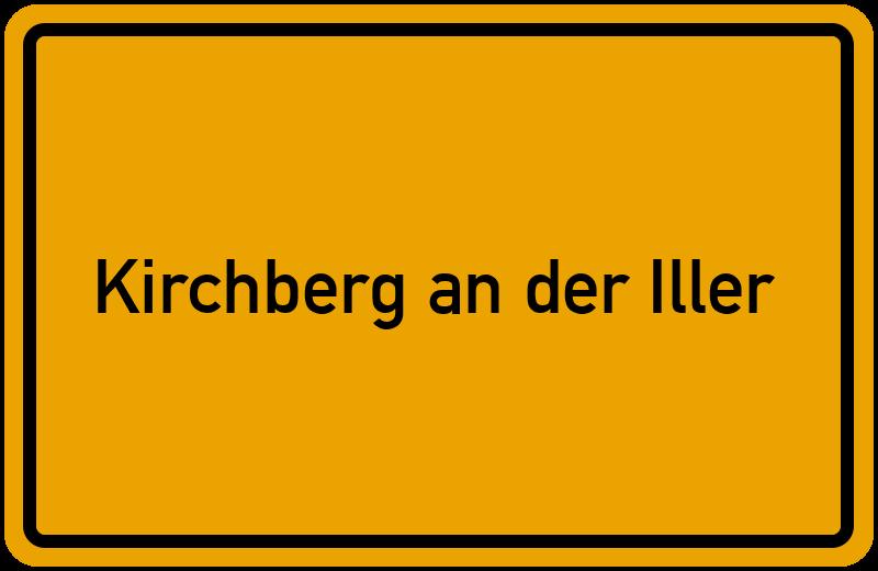 onlinestreet Branchenbuch für Kirchberg an der Iller