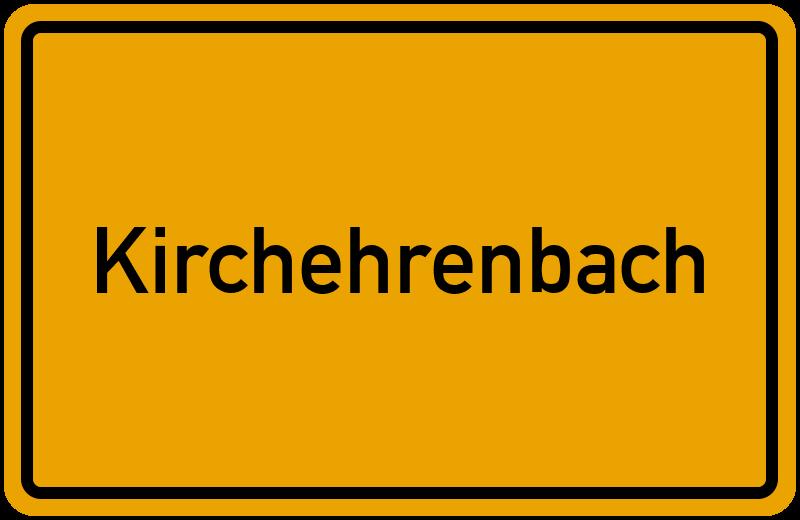 onlinestreet Branchenbuch für Kirchehrenbach