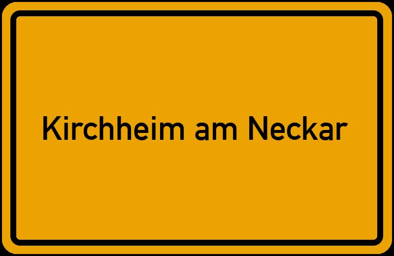 onlinestreet Branchenbuch für Kirchheim am Neckar
