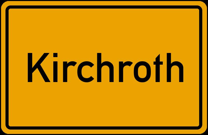onlinestreet Branchenbuch für Kirchroth