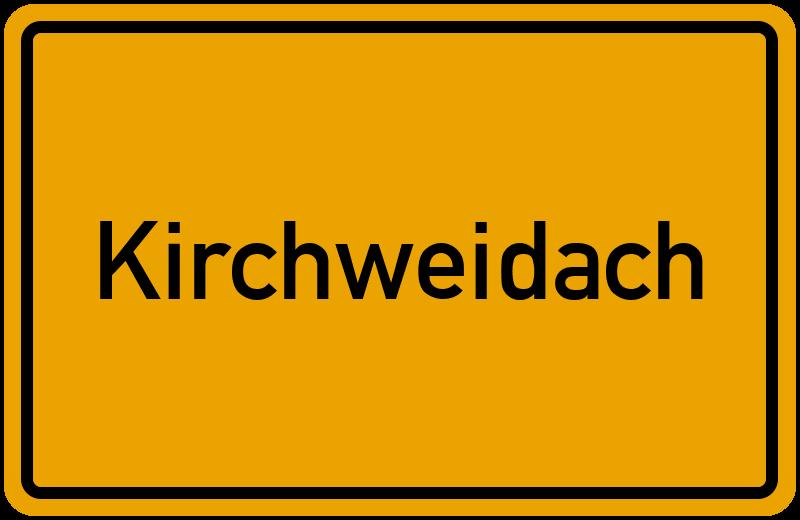 onlinestreet Branchenbuch für Kirchweidach