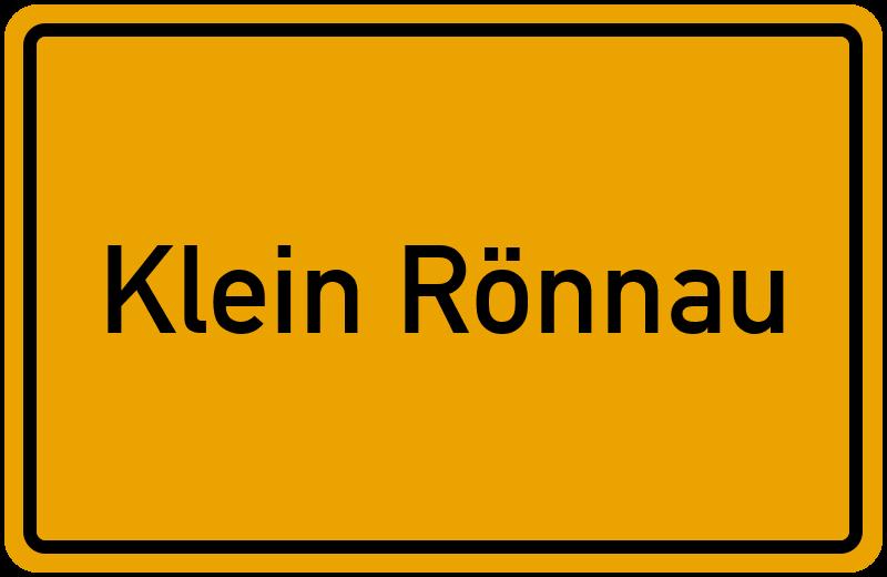 onlinestreet Branchenbuch für Klein Rönnau