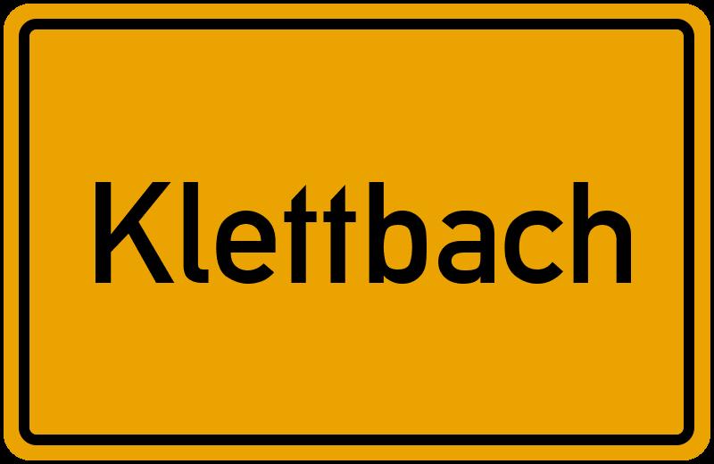 onlinestreet Branchenbuch für Klettbach