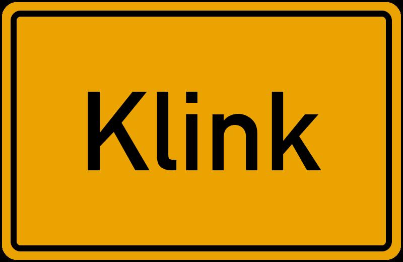 onlinestreet Branchenbuch für Klink