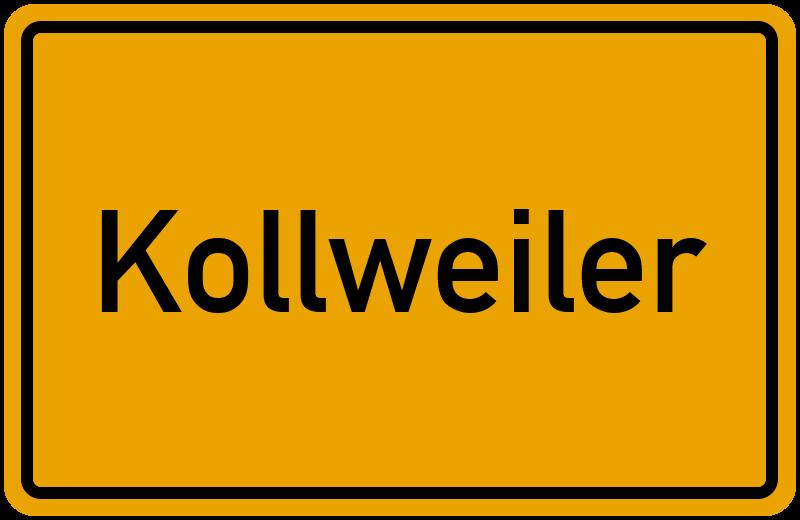 onlinestreet Branchenbuch für Kollweiler