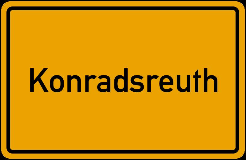 onlinestreet Branchenbuch für Konradsreuth