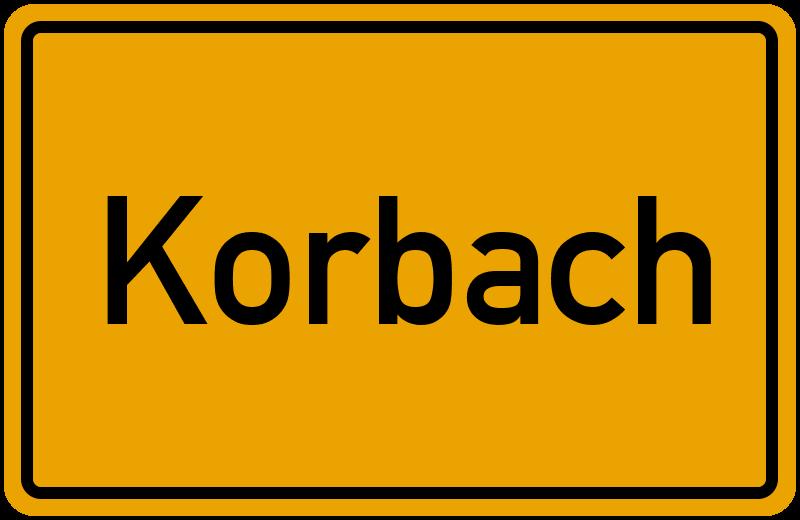 Waldecker Bank In Korbach: BIC Für Bankleitzahl 52360059