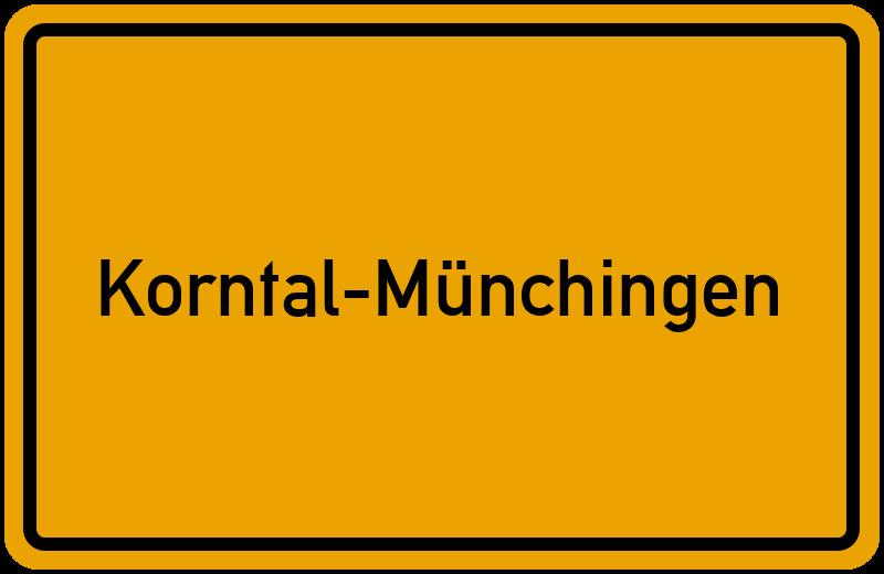 onlinestreet Branchenbuch für Korntal-Münchingen