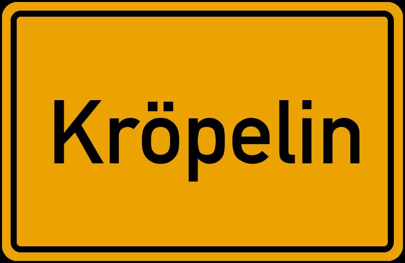 onlinestreet Branchenbuch für Kröpelin