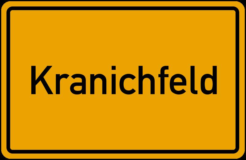 onlinestreet Branchenbuch für Kranichfeld