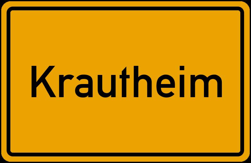 onlinestreet Branchenbuch für Krautheim