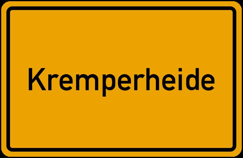 onlinestreet Branchenbuch für Kremperheide