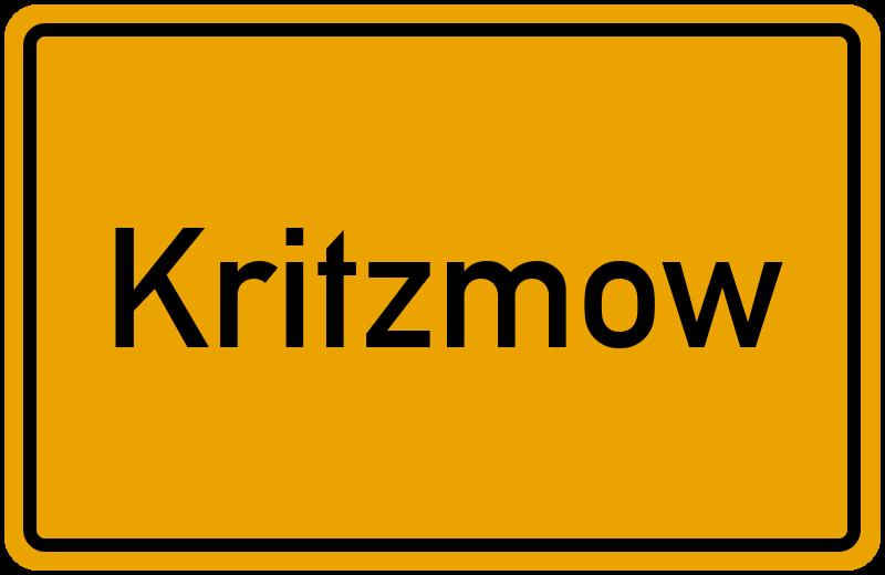 onlinestreet Branchenbuch für Kritzmow