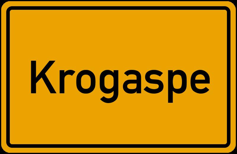 onlinestreet Branchenbuch für Krogaspe
