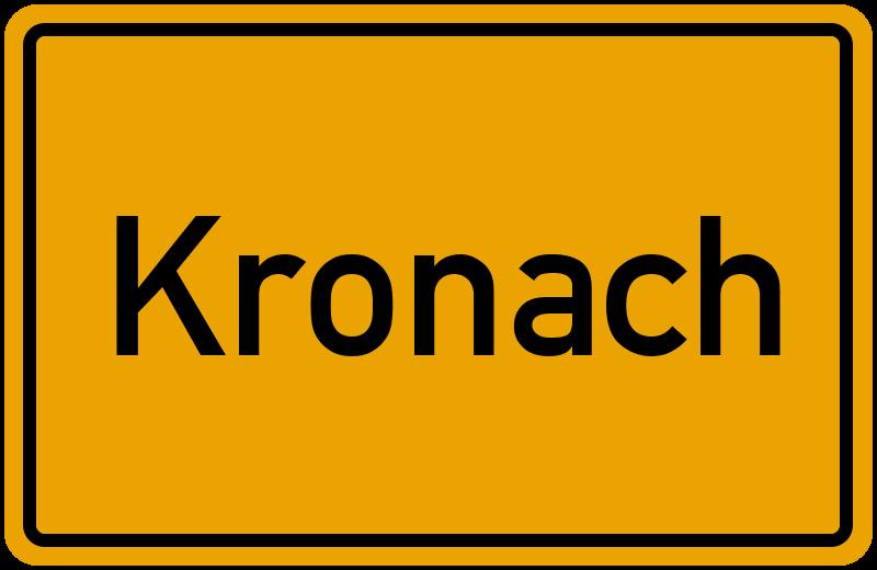 onlinestreet Branchenbuch für Kronach