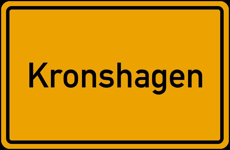 onlinestreet Branchenbuch für Kronshagen