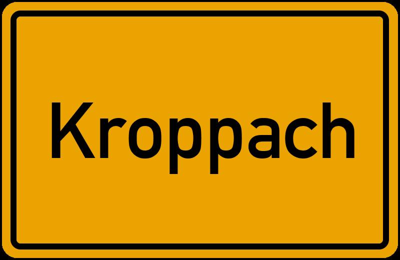 onlinestreet Branchenbuch für Kroppach