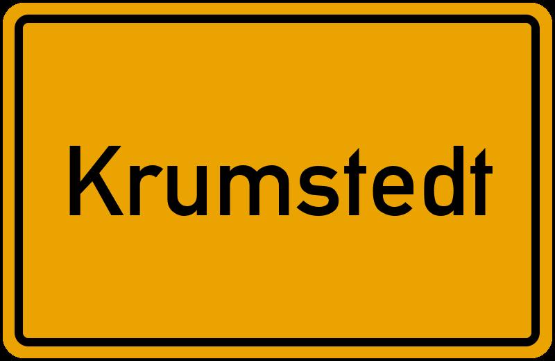 onlinestreet Branchenbuch für Krumstedt