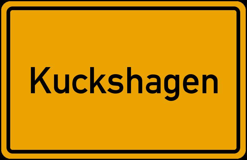 onlinestreet Branchenbuch für Kuckshagen