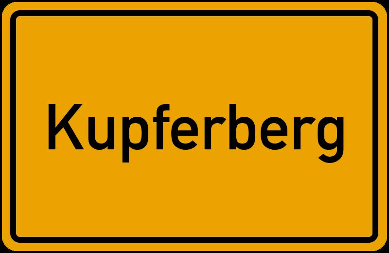 onlinestreet Branchenbuch für Kupferberg