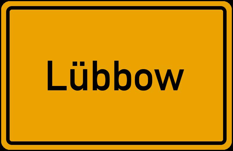 onlinestreet Branchenbuch für Lübbow