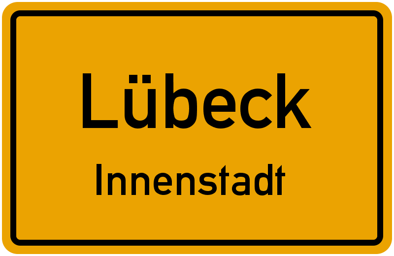 Konigstrasse In 23552 Lubeck Innenstadt Schleswig Holstein