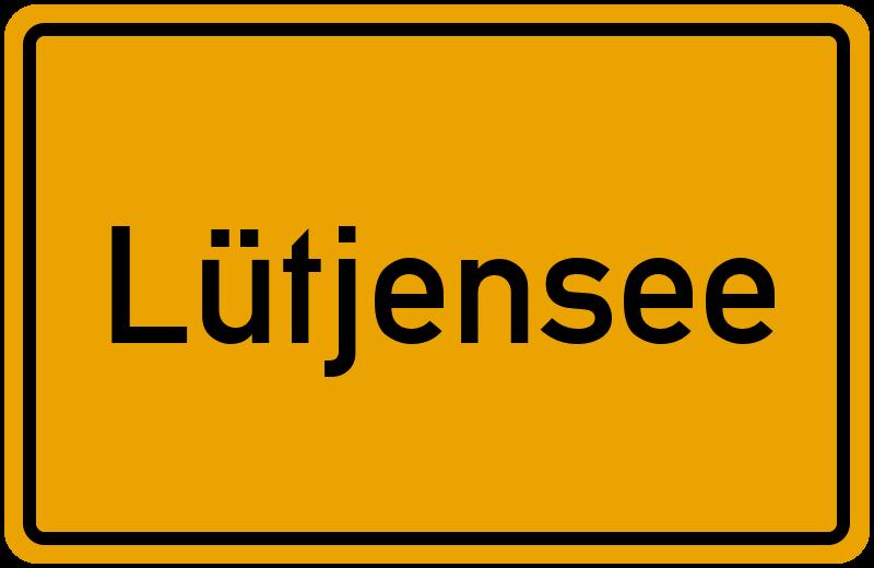 onlinestreet Branchenbuch für Lütjensee