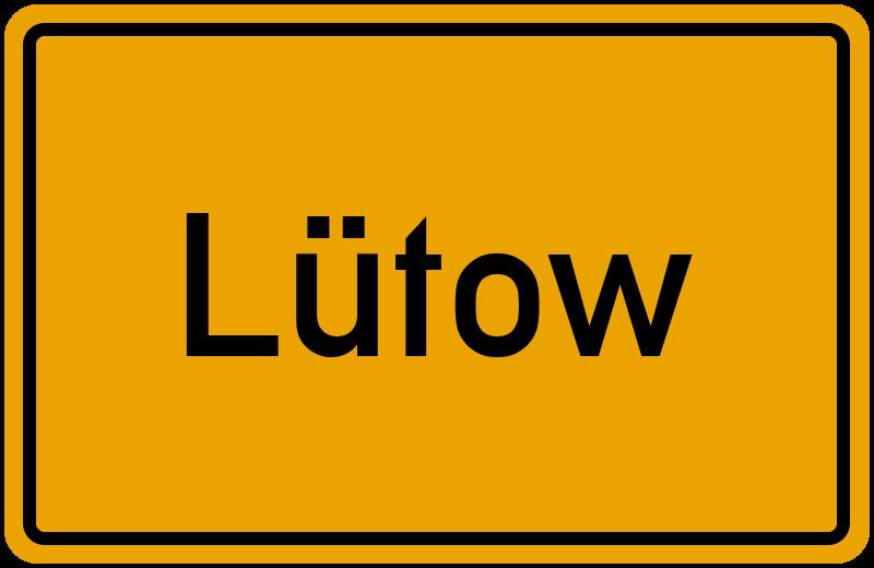 onlinestreet Branchenbuch für Lütow
