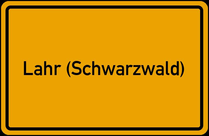 onlinestreet Branchenbuch für Lahr (Schwarzwald)
